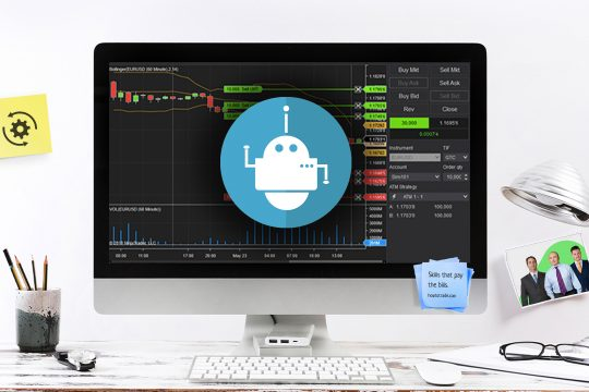 automated robots, trading forex