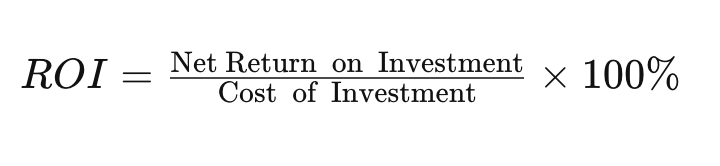 Calculate Returns on Stocks
